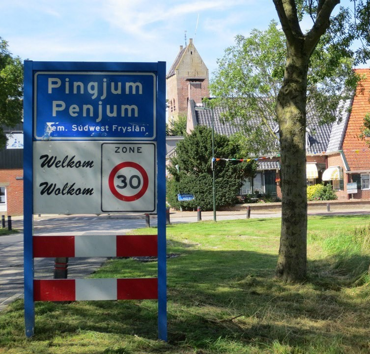 Geen Brussel zonder Pingjum